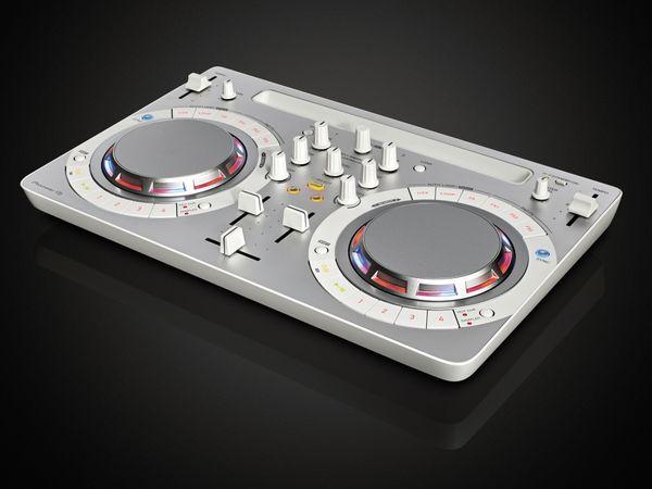 DJ Controller PIONEER DJ DDJ-WeGO4-W, weiß - Produktbild 8