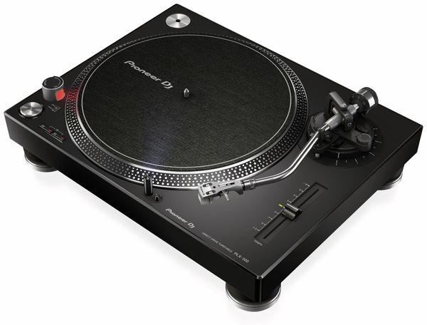 Schallplattenspieler PIONEER DJ PLX-500-K, schwarz - Produktbild 2