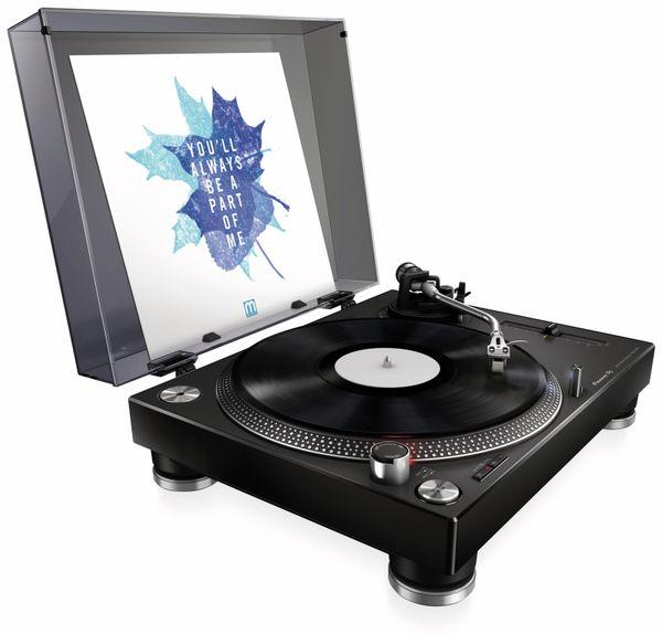 Schallplattenspieler PIONEER DJ PLX-500-K, schwarz - Produktbild 5