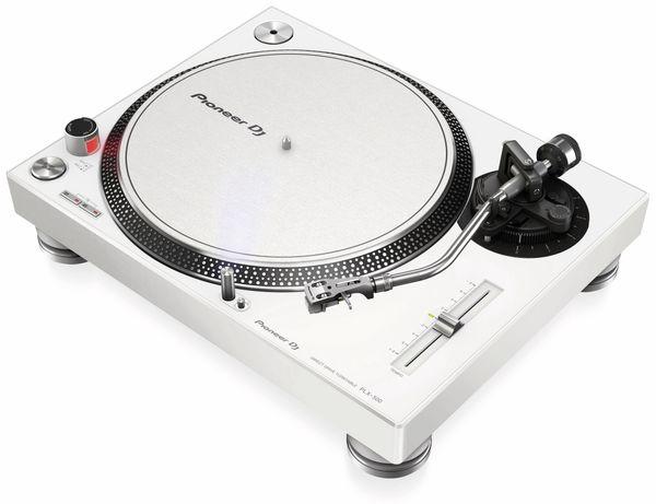 Schallplattenspieler PIONEER DJ PLX-500-W, weiß - Produktbild 2