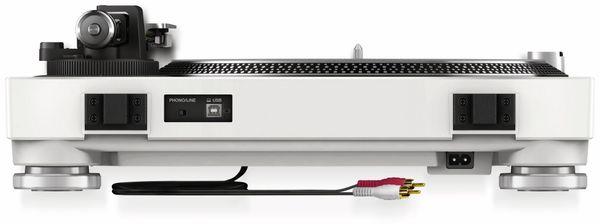 Schallplattenspieler PIONEER DJ PLX-500-W, weiß - Produktbild 4