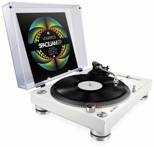 Schallplattenspieler PIONEER DJ PLX-500-W, weiß - Produktbild 5