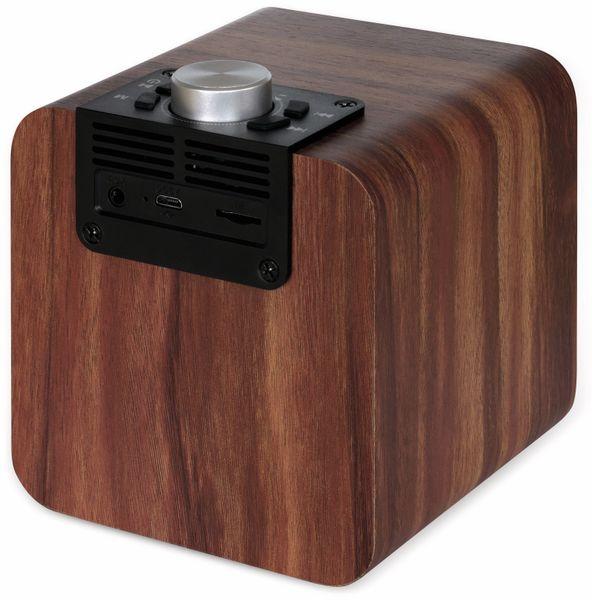 FM Radio DYNAVOX Cube i3, FM, Bluetooth, MicroSD - Produktbild 3