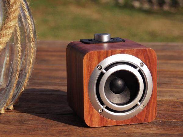 FM Radio DYNAVOX Cube i3, FM, Bluetooth, MicroSD - Produktbild 6