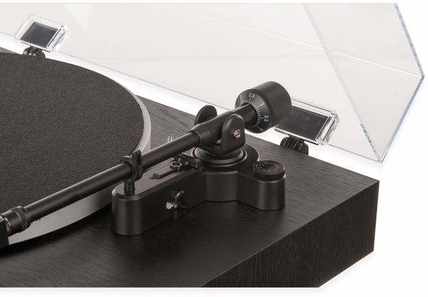 Plattenspieler DUAL DT 450 USB, schwarz - Produktbild 5