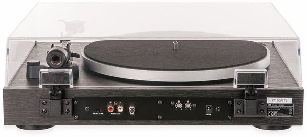 Plattenspieler DUAL DT 450 USB, schwarz - Produktbild 8