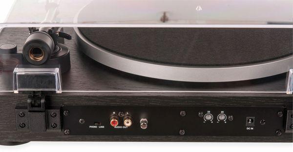 Plattenspieler DUAL DT 450 USB, schwarz - Produktbild 9