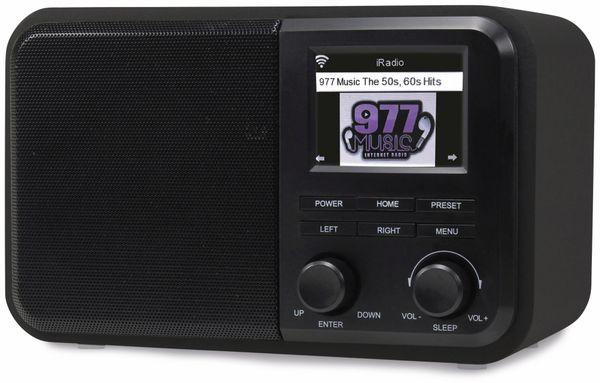Internetradio DENVER IR-130, schwarz