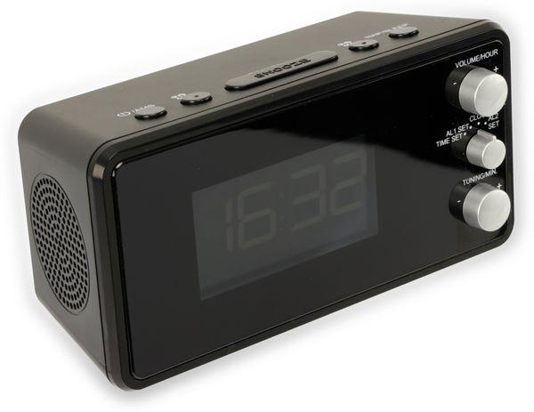 Uhrenradio, RW564, schwarz, B-Ware - Produktbild 1