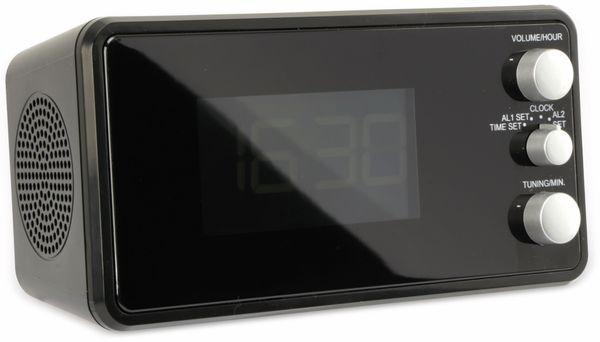 Uhrenradio, RW564, schwarz, B-Ware - Produktbild 3