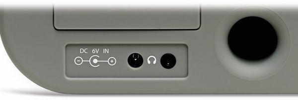 DAB+/FM Digitalradio DENVER DAB-40, grau - Produktbild 6