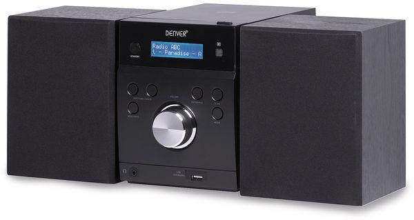 Stereoanlage DENVER MDA-240, DAB+, Bluetooth - Produktbild 1