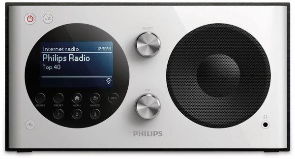 Internetradio PHILIPS AE8000/10, DAB+, UKW, Web - Produktbild 2