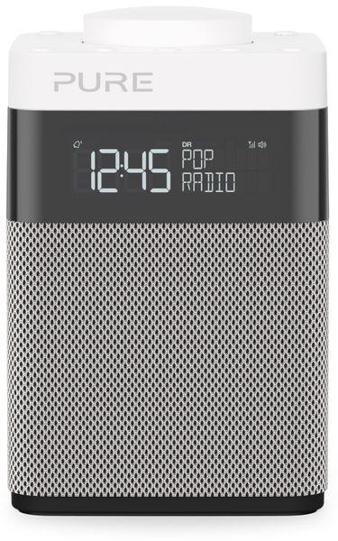 DAB+/UKW Radio PURE Pop Mini, weiß - Produktbild 2