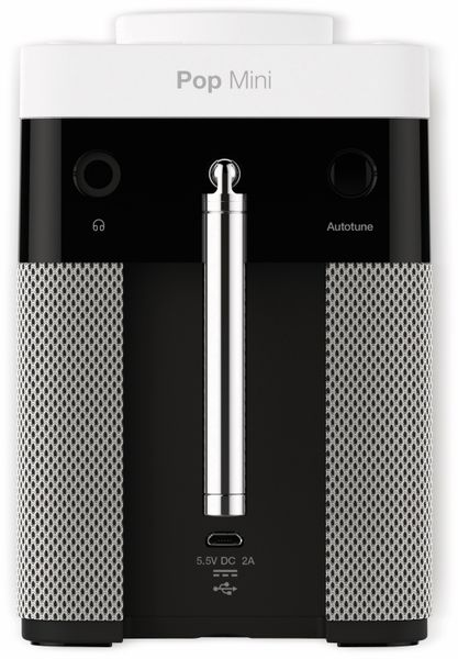 DAB+/UKW Radio PURE Pop Mini, weiß - Produktbild 3