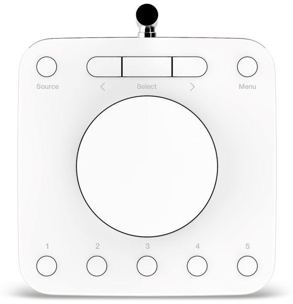 DAB+/UKW Radio PURE Pop Mini, weiß - Produktbild 4