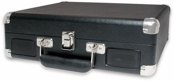 Plattenspieler LOGILINK UA0270, Aktenkoffer, USB - Produktbild 2