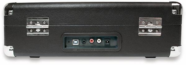 Plattenspieler LOGILINK UA0270, Aktenkoffer, USB - Produktbild 7