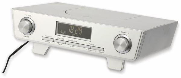 Küchenradio KCR271, silber, B-Ware
