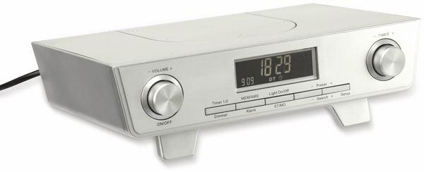 Küchenradio KCR271, silber, B-Ware - Produktbild 2