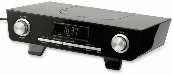 Küchenradio KCR271, schwarz, B-Ware