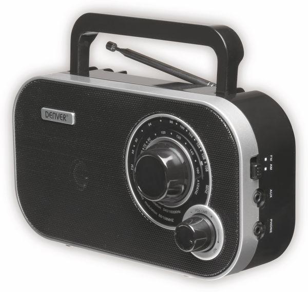UKW Radio DENVER TR-54, schwarz