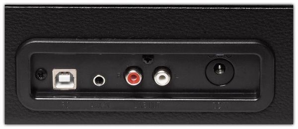 Plattenspieler DENVER VPL-120, Aktenkoffer, USB - Produktbild 4