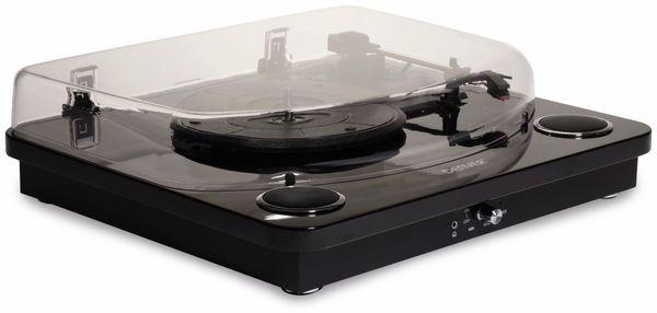 Plattenspieler DENVER VPL-200, schwarz - Produktbild 3