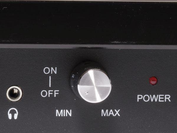 Plattenspieler DENVER VPL-200, schwarz - Produktbild 6