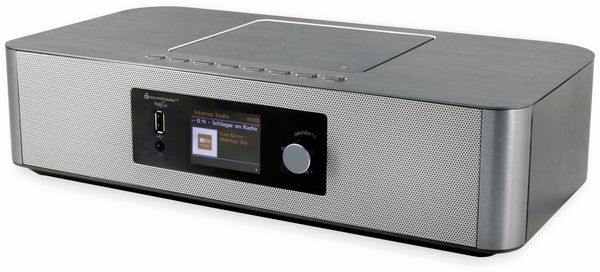 Internetradio SOUNDMASTER ICD2020, DAB+, UKW, WIFI, Bluetooth - Produktbild 1