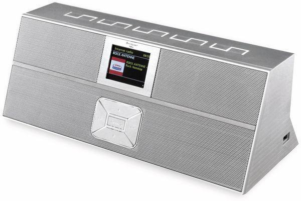 Internetradio SOUNDMASTER IR3300SI, DAB+, Bluetooth, UKW, Wlan - Produktbild 2