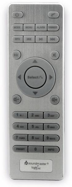 Internetradio SOUNDMASTER IR3300SI, DAB+, Bluetooth, UKW, Wlan - Produktbild 3