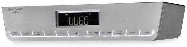 Küchenunterbauradio SOUNDMASTER UR2016SI