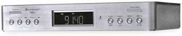 Küchenunterbauradio SOUNDMASTER UR2045SI, DAB+, Bluetooth
