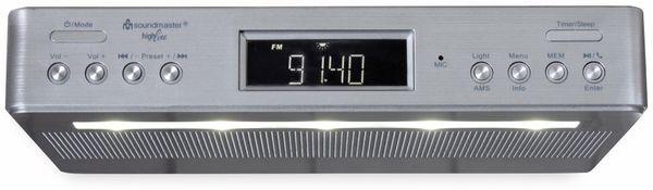 Küchenunterbauradio SOUNDMASTER UR2045SI, DAB+, Bluetooth - Produktbild 2