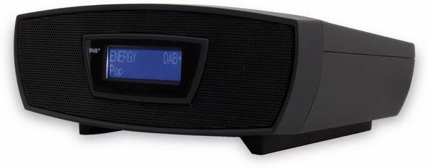 Radiowecker SOUNDMASTER URD480SW, DAB+, schwarz - Produktbild 2