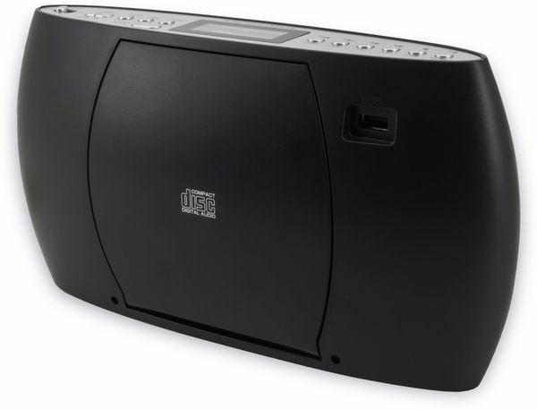CD-Player SOUNDMASTER RCD1250, schwarz - Produktbild 4