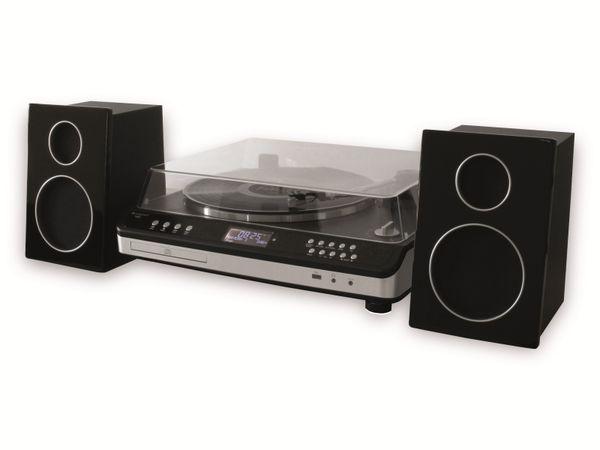 Stereoanlage SOUNDMASTER PL979SW, schwarz - Produktbild 2