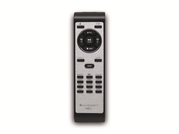 Stereoanlage SOUNDMASTER PL979SW, schwarz - Produktbild 4