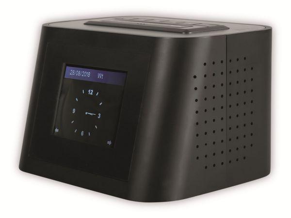 Internetradio OPTICUM Ton 6, schwarz - Produktbild 2
