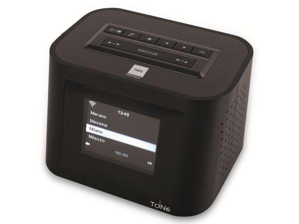 Internetradio OPTICUM Ton 6, schwarz - Produktbild 3