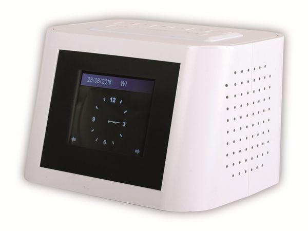Internetradio OPTICUM Ton 6, weiß