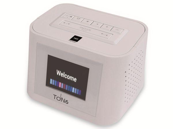 Internetradio OPTICUM Ton 6, weiß - Produktbild 2