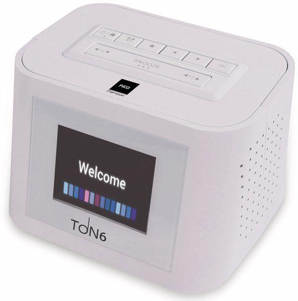 Internetradio RED OPTICUM Ton 6, weiß - Produktbild 2