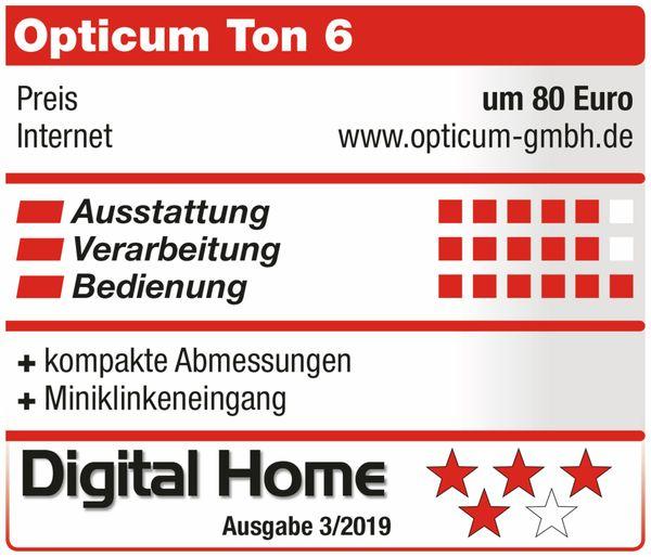Internetradio RED OPTICUM Ton 6, weiß - Produktbild 5