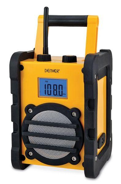 Baustellenradio DENVER WR-40, B-Ware