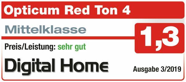 Internetradio RED OPTICUM Ton 4, schwarz, DAB+, Bluetooth, WLAN - Produktbild 9