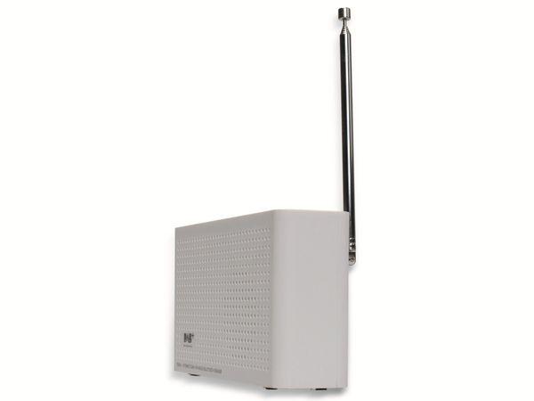 Internetradio OPTICUM Ton 4, weiß, DAB+, Bluetooth, WLAN - Produktbild 11