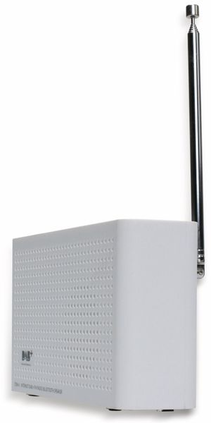 Internetradio RED OPTICUM Ton 4, weiß, DAB+, Bluetooth, WLAN - Produktbild 11