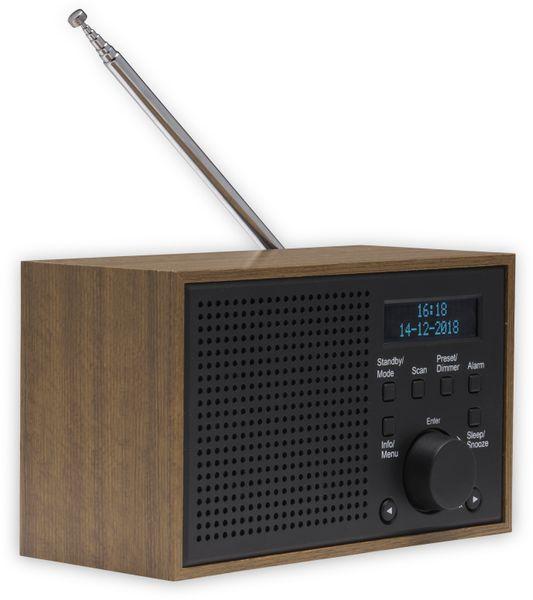 DAB Radio DENVER DAB-46, dunkelgrau - Produktbild 5